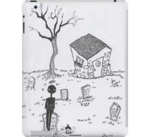 we have fresher graves iPad Case/Skin