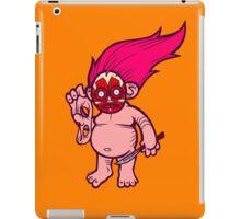 Troll Face iPad Case/Skin