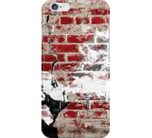 Graffiti Man Vaping iPhone Case/Skin