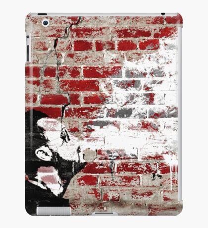 Graffiti Man Vaping iPad Case/Skin