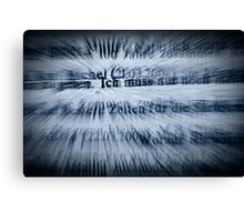 OnePhotoPerDay Series: 243 by L. Canvas Print