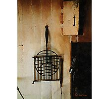 Goodwife Hamlyn's Hearth Photographic Print