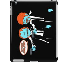 Mr. Meeseeks - Pulp Fiction parody iPad Case/Skin
