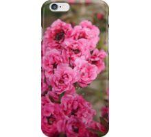 Pink Flower Power iPhone Case/Skin