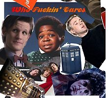 Doctor Who Times Infinity by Bauzmann