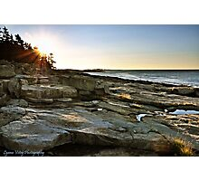 Early Morn at Grindstone Neck Photographic Print