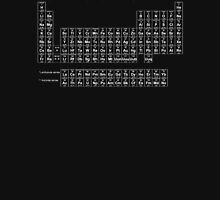 Periodic Table of Elements (White) T-Shirt