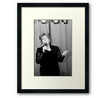 9604 BW Framed Print