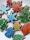 Christmas cookies by Kiriel