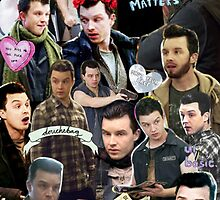 mickey milkovich case by nayashugs
