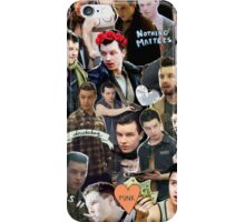 mickey milkovich case iPhone Case/Skin