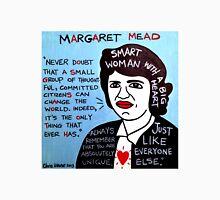 Margaret Mead Pop Folk Art Unisex T-Shirt