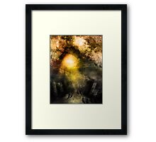 The last day Framed Print