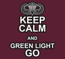 Green Light Go! by Omar  Mejia