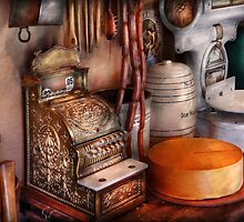 Americana - Store - The old Deli  by Mike  Savad