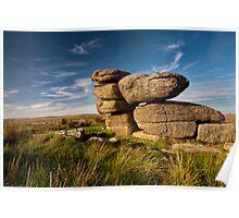 Logans Rock Poster