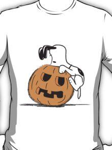 Snoopy Halloween T-Shirt