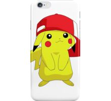 Pikachu (1) iPhone Case/Skin