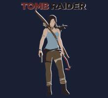Lara Croft -  Tomb Raider Kids Tee