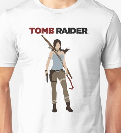 Lara Croft -  Tomb Raider Unisex T-Shirt