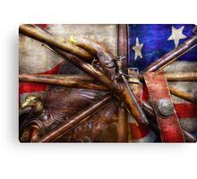 Hobby - Guns - How the war was won  Canvas Print