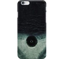Sinking blue iPhone Case/Skin