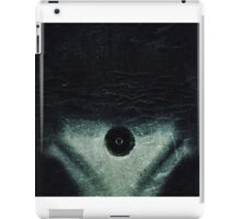 Sinking blue iPad Case/Skin