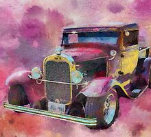 Pick-up - painted by PhotosByHealy