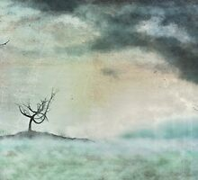 The island of solitude by Purplecactus