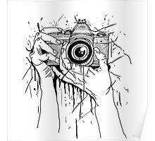 Camera Art Poster