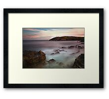 Galleyhead - West Cork Framed Print