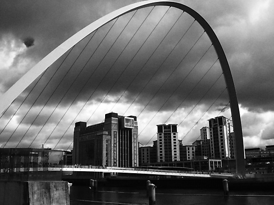 The Storm on the Tyne(is all mine all mine) by Ladymoose