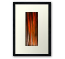 Mountain Ash #5 Framed Print