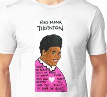 Big Mama Thornton Blues Folk Art Unisex T-Shirt