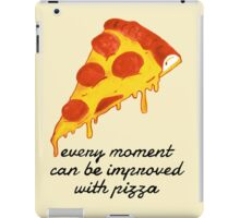 Pizza Heaven iPad Case/Skin