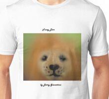 Fuzzy Lion by Larry Gianettino Unisex T-Shirt