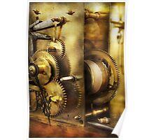 Clockmaker - We all mesh Poster