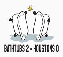 Bathtubs 2 - Houstons 0  Kids Clothes