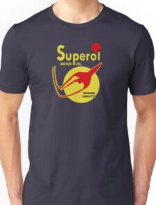Superol Motor Oil Shirt Unisex T-Shirt