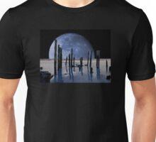 Surreal Moon Unisex T-Shirt