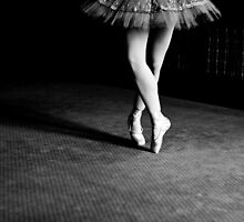 Ballerina by Peter Denness