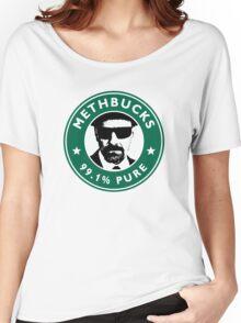 Methbucks - Heisenberg (Breaking Bad) Women's Relaxed Fit T-Shirt