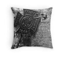 Womans Relief Corps Throw Pillow
