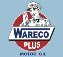 Wareco Motor Oil Shirt Kids Clothes