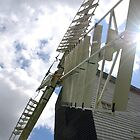 Cromer Windmill by Steve Burke