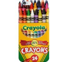 Crayola iPhone Case/Skin