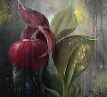 Orchid Bulb by matttruiano