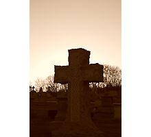 Celtic Faith Photographic Print