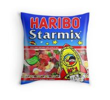 Haribo Throw Pillow
