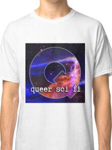 Queer Sci Fi Logo Classic T-Shirt